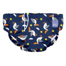 Bambino Mio, Reusable Swim Diaper , Pelican Pier , Extra Large (2 Years+)