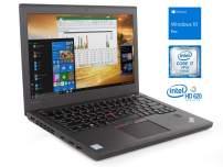 "Lenovo ThinkPad X270 Notebook, 12.5"" IPS HD, Intel Dual-Core i7-6600U Upto 3.4GHz, RAM, SSD, HDMI, Card Reader, Backlit Keyboard, Wi-Fi, Bluetooth, Windows 10 Pro (16GB RAM   1TB SSD)"