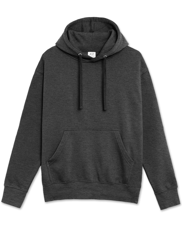 JC DISTRO Mens Hip Hop Basic Unisex Pullover Sweatshirts Hoodie Jacket, Size Upto 5XL Big