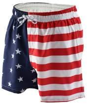Tyhengta Men's Swim Trunks Quick Dry Bathing Suit Beach Shorts