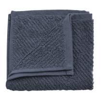 "Coyuchi Air Weight Organic Wash Cloth, 12""x12"", French Blue"