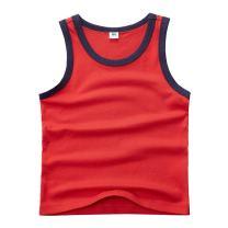 Sooxiwood Little Boys Tank Tops Solid Vest Summer