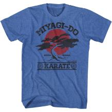 Karate Kid 1980's Martial Arts Movie Miyagi Do It Again Vintage Adult T-Shirt Tee