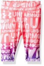 Under Armour Baby Girls Gradient Wordmark Capri