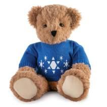 Vermont Teddy Bear Jewish Gifts - Hanukkah Toys, 18 Inch, Super Soft