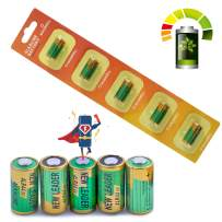 MASBRILL Bark Collar Battery 6V 4LR44 Alkaline Battery,476A / PX28A / A544 / K28A / L1325 for Vibration and Shock Dog Collar (5pcs)