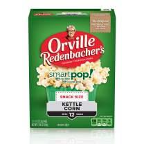 Orville Redenbacher's SmartPop! Kettle Corn Popcorn, 1.16 Ounce Single Serve Bag, 12-Count