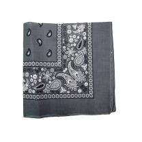 Mechaly Paisley 100% Cotton Bandanas - 6 Pack