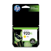 HP 920XL | Ink Cartridge | Yellow | CD974AN