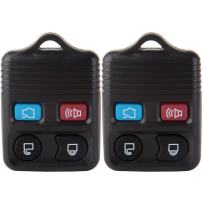 ECCPP Replacement for 2 New Replacement Keyless Remote Key Fob Clicker Shell Case for CWTWB1U212 CWTWB1U331