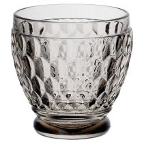 Villeroy & Boch Boston Smoke Crystal Shot Glass, Set of 4