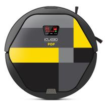 iClebo Pop Smart Vacuum Cleaner & Floor Mopping Robot