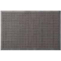 Gorilla Grip Original Ultra Water Absorbent Door Mat, 29x17, Traps Dirt and Absorbs Moisture, Fade Resistant, Quick Dry, Heavy Duty Doormats, Indoor Outdoor Entry Mats, Busy Areas, Charcoal