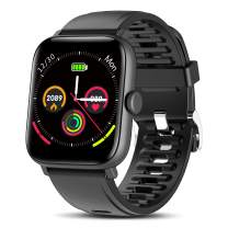 """TagoBee Fitness Tracker Smart Watch for Men Women 1.54"""" Full Touch Screen, ip67 Waterproof Smartwatch con GPS Bluetooth Activity Tracker with Heart Rate Sleep Monitor for iOS and Android Phones"""