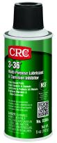 CRC 3-36 03004 5 Ounce Multi-Purpose Lubricant and Corrosion Inhibitor Aerosol Spray