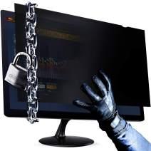 30.0 Inch Computer Privacy Screen Filter for Widescreen Computer Monitor - 16:10 Aspect Ratio - Anti-Glare - Anti-Scratch Protector Film for Data Confidentiality