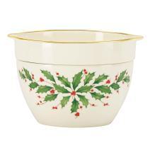 Lenox Holiday Cold Dip Bowl