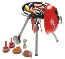 PowerTRC BBQ Grill PlaySet Toy | Portable Grill Toy | Kids Picnic Grill