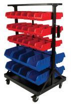 Performance Tool - 52 Bin Rolling Storage Rack (W5183)