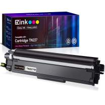 E-Z Ink (TM) with Chip Compatible Toner Cartridge Replacement for Brother TN227 TN-227 TN227bk TN223 TN-223 use with MFC-L3770CDW MFC-L3750CDW HL-L3230CDW HL-L3290CDW HL-L3210CW MFC-L3710CW (1 Black)