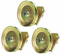 """OakTen Pack of 3 Spindle Assembly for John Deere AM124511 AM118532 AM122444 STX38 STX46 Series 38"""" Deck"""