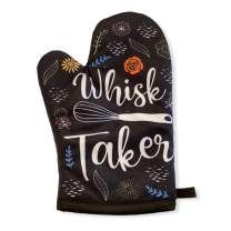 Crazy Dog T-Shirts Whisk Taker Funny Kitchen Cooking Baking Graphic Novelty Kitchen Accessories (Oven Mitt)