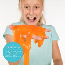 Steve Spangler Science DIY Slime Art Kit, Electric Blue (One Gallon) – Easy to Create, Non-Glue Slime Formula, Makes an Excellent STEM Activity for Classrooms and Home Use, 1 gal