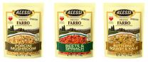 Alessi Variety Pack, Farro, 3 Count