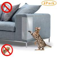 PetIsay Furniture Protector for Cat Scratching Deterrent Couch Guard from Cats Clawing Repellent Sofa Table Set Slipcover Pads S 2019