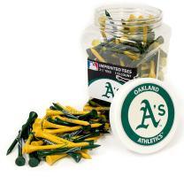 "Team Golf MLB 2-3/4"" Golf Tees, 175 Pack, Regulation Size, Multi Team Colors"