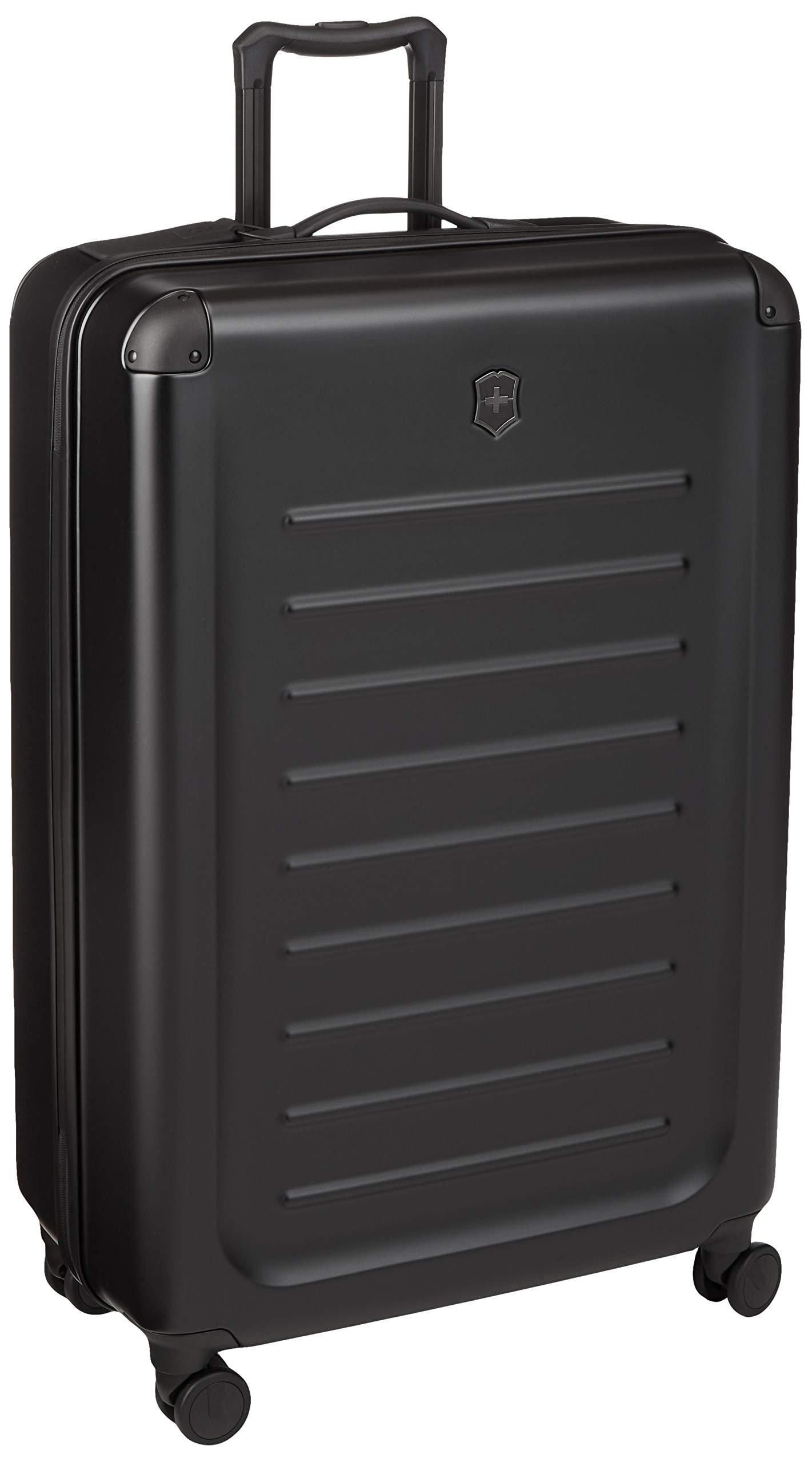 Victorinox Spectra 2.0 Hardside Spinner Suitcase, Black