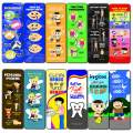 Creanoso Hygiene for Kids Bookmarks (12-Pack) - Stocking Stuffers Premium Quality Gift Ideas for Children, Teens, Adults - Corporate Giveaways & Party Favors