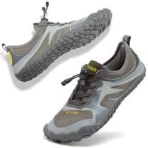 VIFUUR Mens Womens Aqua Shoes Quick Dry Water Shoes Outdoor Indoor Shoes Boating Kayaking Diving Beach Swim