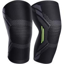 Knee Brace Knee Compression Sleeves MUBYTREE