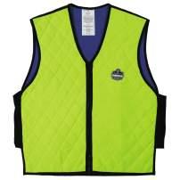 Ergodyne Chill-Its 6665 Evaporative Cooling Vest - Lime, Medium