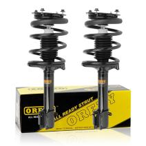 OREDY Rear Left & Right Complete Struts Assembly Spring Assembly Kit Shock Absorber G56967 181960 1332340 ST8535 Compatible with Dodge Neon/Plymouth Neon 1995 1996 1997 1998 1999