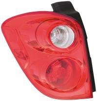 Dorman 1611616 Driver Side Tail Light Assembly for Select Chevrolet Models