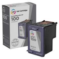 LD Remanufactured Ink Cartridge Replacement for HP 100 C9368AN (Photo Gray)