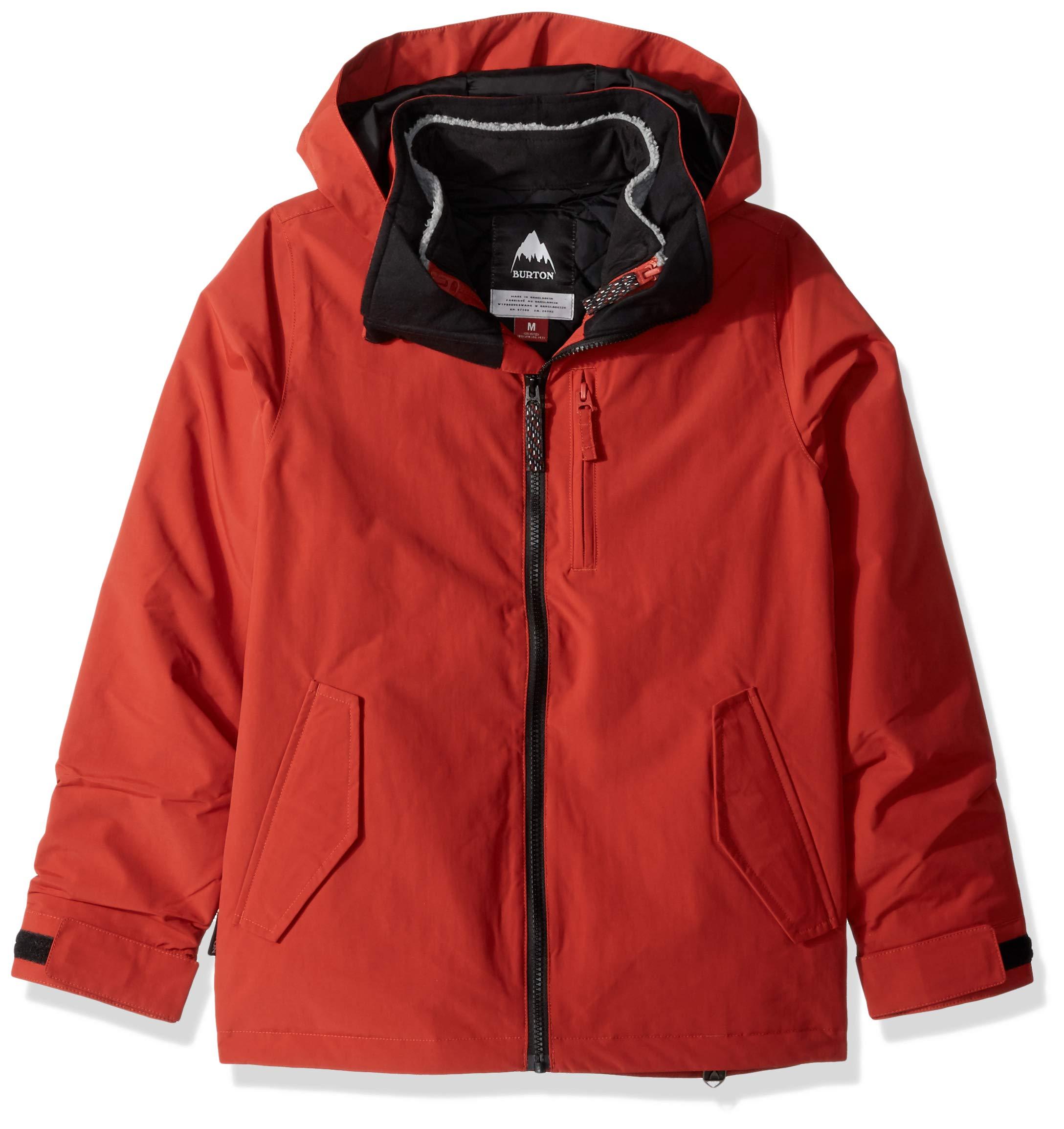 Burton Boys Link System Jacket with Removable Fleece Liner