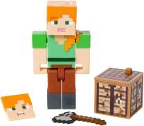 Minecraft Comic Maker Alex Action Figure