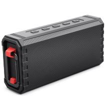 Bluetooth Speaker Portable Fully Waterproof IPX7 16W Hcman Shower Speakers Enhanced Bass Sound, 24-Hour Playtime, Built in Mic, TF Card, Auto Off, Durable Design for Party, Travel