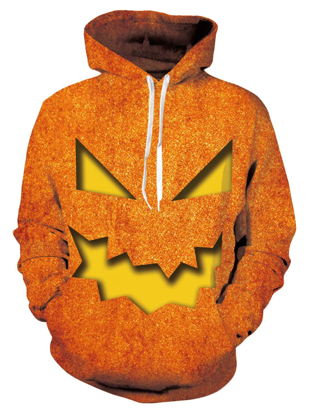 UNICOMIDEA Unisex Realistic 3D Graphic Hoodies Pullover Cool Stylish Printed Sweatshirts Hooded with Big Pockets S-3XL