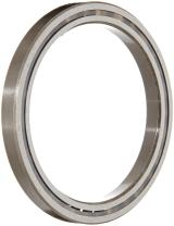 "RBC KA040CP0 Thin Section Ball Bearing, Unsealed, Radial C-Type, 4"" Bore x 4.5"" OD x 0.25"" Width"