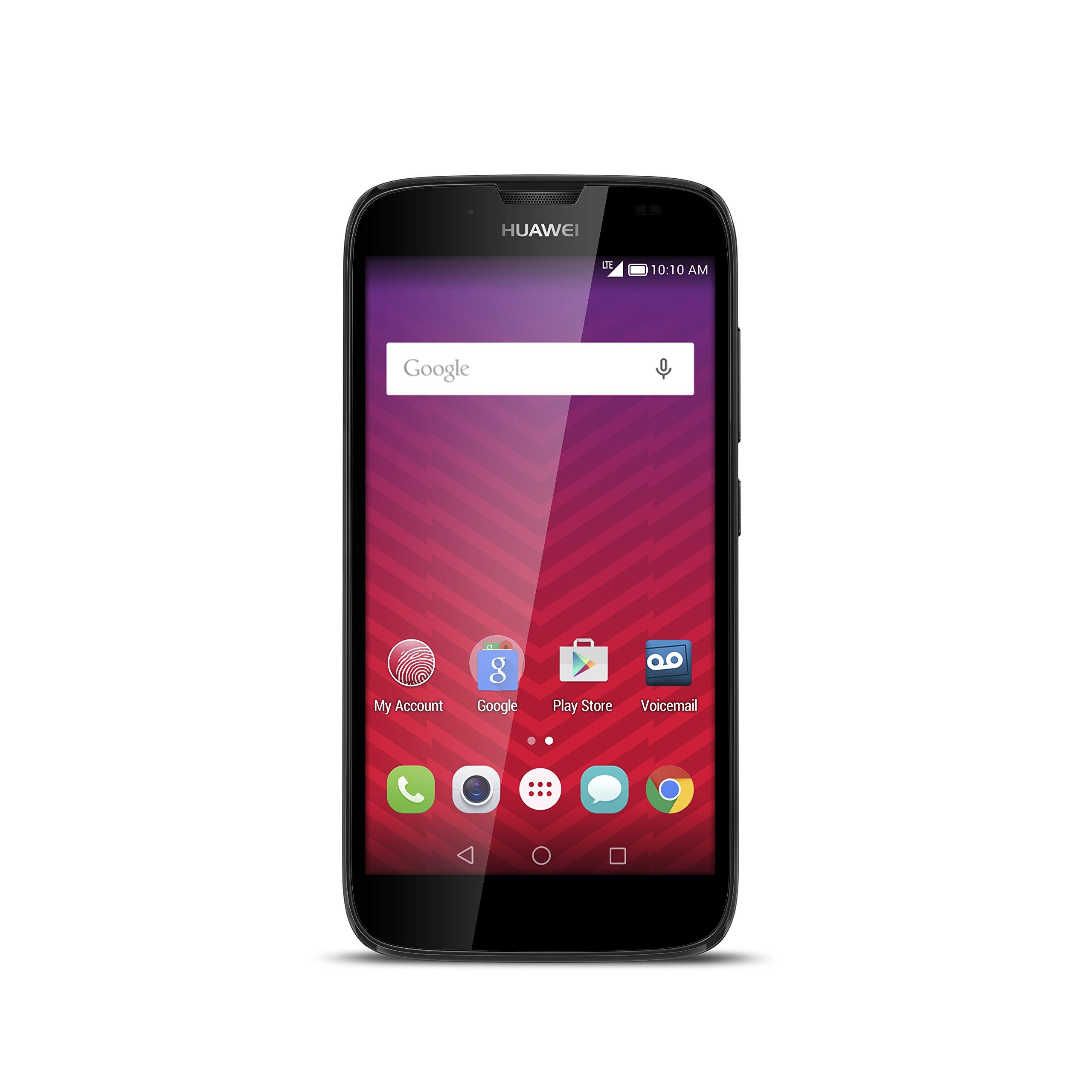 Huawei Union - No Contract Phone - Black - (Virgin Mobile)