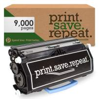 Print.Save.Repeat. Lexmark E360H11A High Yield Remanufactured Toner Cartridge for E360, E460, E462 [9,000 Pages]