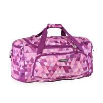 Pacific Coast Signature Medium Travel Duffel Bag, Triangle Mix