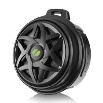 Portable Bluetooth Speaker, ZeroLemon AmazingSound Waterproof Wireless Portable Bluetooth Speaker for Sports Pool Beach Hiking Camping (Black)