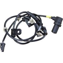 AIP Electronics ABS Anti-Lock Brake Wheel Speed Sensor Compatible Replacement For 2001-2006 Hyundai Elantra Front Left Driver Side 956702D050 Oem Fit ABS176
