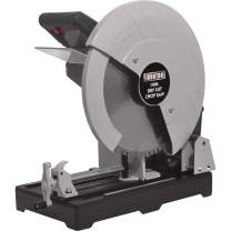 Ironton Dry Cut Metal Saw - 14in. 15 Amps, 1450 RPM