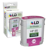 LD Remanufactured Ink Cartridge Replacement for HP 85 C9429A (Light Magenta)
